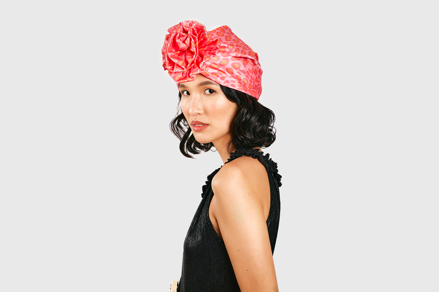 turbante joan print
